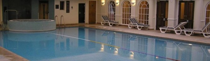 AM Physio Wokingham Swimming Pool for Hydrotherapy